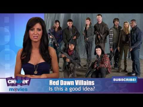 'Red Dawn' Villains Being Changed To North Koreans