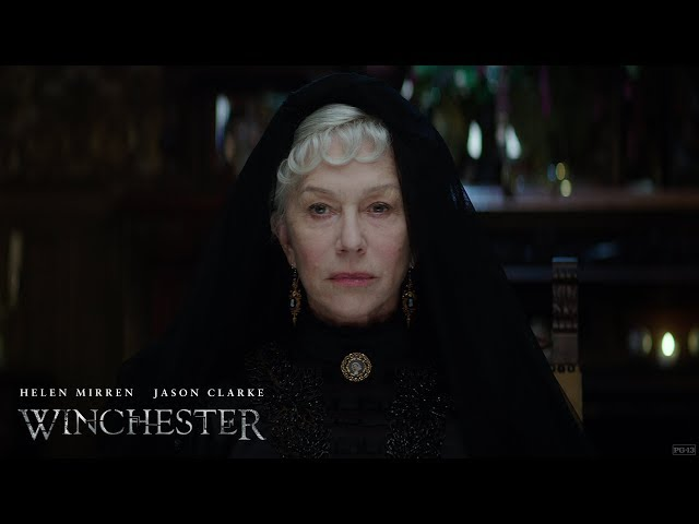 WINCHESTER - Official Trailer - HD (Helen Mirren, Jason Clarke)