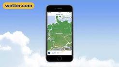 wetter.com Apps - Update 1.8.0 für iOS: Wetter Widget