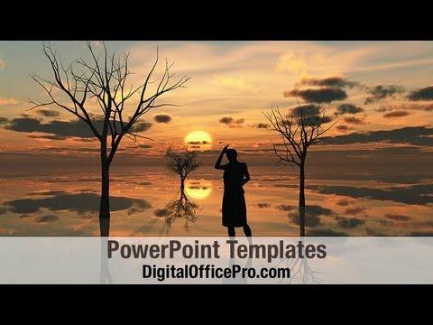 flood disaster powerpoint template backgrounds digitalofficepro