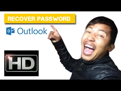 How You Can Recover Outlook Account ? Outlook Forget Password Recovery  ! Change/Recover Microsoft