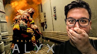 MEGNYOMNÁD A GOMBOT JEFF?! ? | Half-Life: Alyx #10