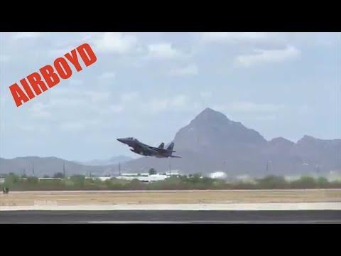 F-15SG At Davis-Monthan
