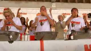 2015 Hooters Worldwide Wing Eating Championship, Clearwater Beach