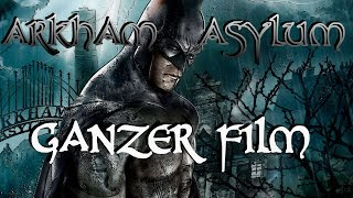 Batman arkham asylum ganzer film deutsch (1080p)