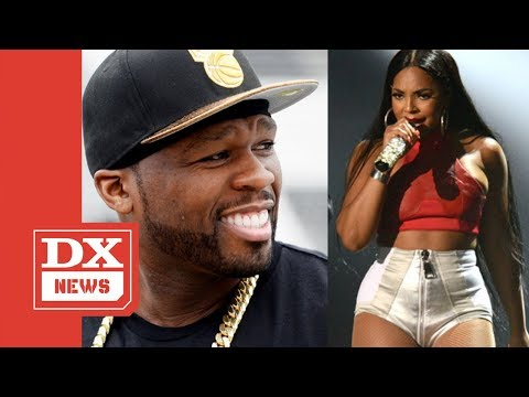 50 Cent Clowns Ashanti For Only Selling 24 Tickets To Her Show