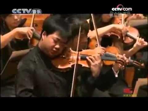Ning Feng plays Waxmen Carmen Fantasy (Lv Jia Conductor)