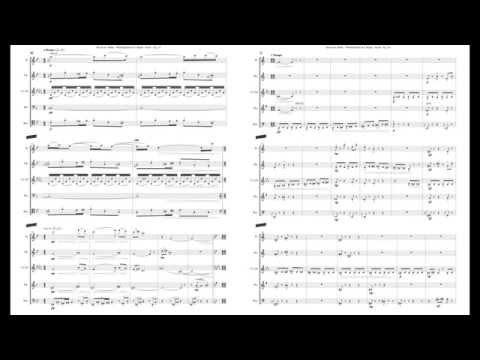 Ravel String Quartet in F arr. for woodwind quintet