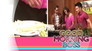 [good Morning Boss] Cooking Master Boss: Tuna & Egg Sandwich [06|23|15]