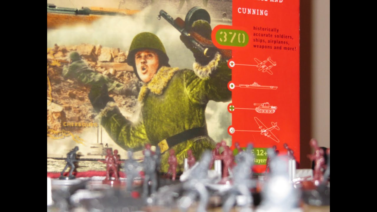 Axis & Allies Europe: Rules, Forums, Downloads, Photos and More