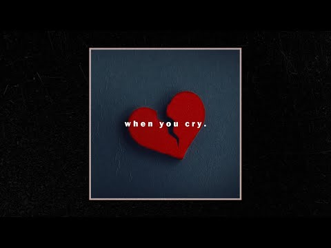 Free Sad Type Beat – ''When You Cry'' | Emotional Piano Instrumental 2020