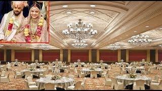 Virat Kohli And Anushka Sharma Delhi Reception Today At This Hotel