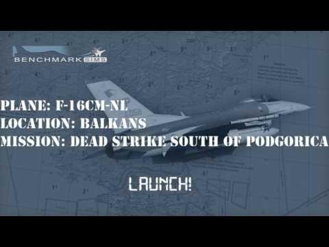 [Falcon BMS 4.33] F-16AM-NL - Balkans - Multiplayer DEAD Strike (Live Stream Replay)