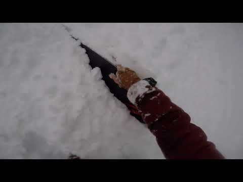 Dramatic Snowboarder Rescue Caught on GoPro Video in British Columbia