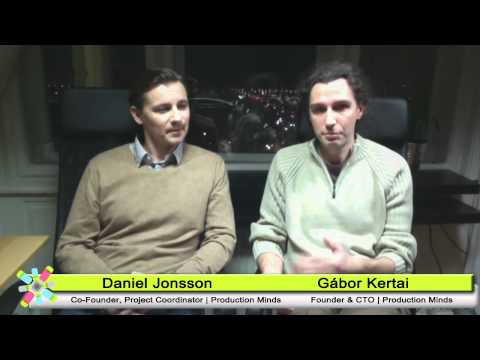 Production Trends: Daniel Jonsson and Gabor Kertai, Production Minds