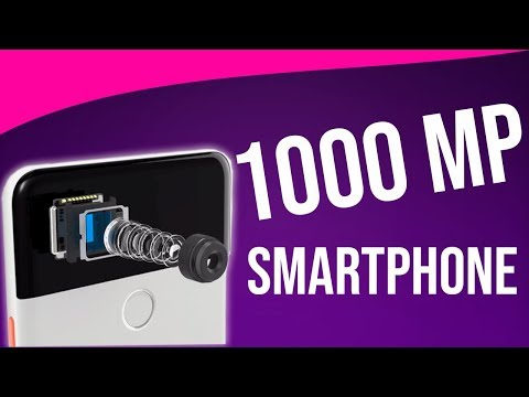 1000 MP Camera in Smartphone! 📷📸