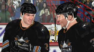 NHL 2003 - 2002 - Pittsburgh Penguins VS Washington Capitals (PC)