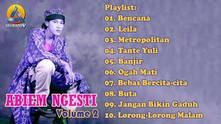 Cover images Abiem Ngesti - The Best Of Abiem Ngesti - Volume 2 (Official Audio Release)