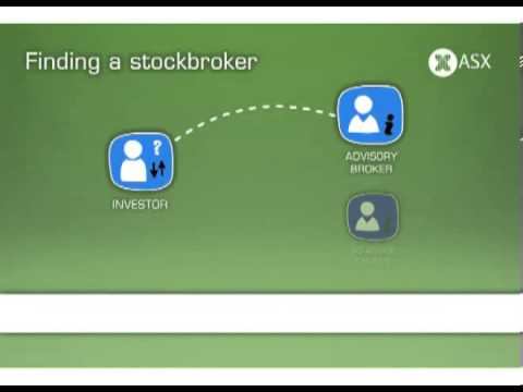 What is a stockbroker?