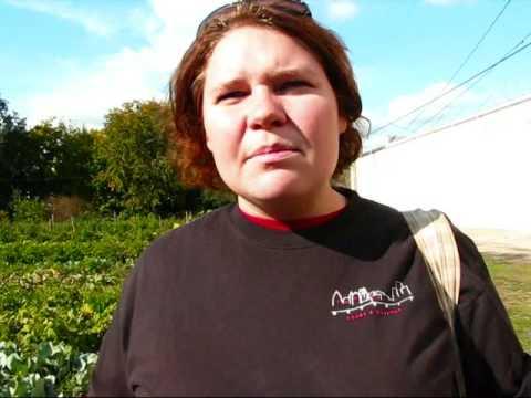 Detroit: Urban Farming @ Earthworks Community Garden