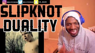 Where are all the Maggots at?  | Slipknot - Duality | REACTION