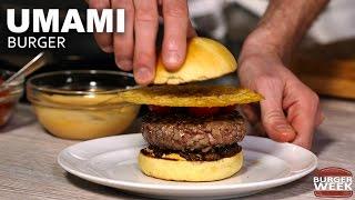 Umami-burger (Ultimate burger) - Burger Week