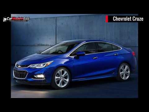 All Chevrolet Models | Full list of Chevrolet Car Models & Vehicles