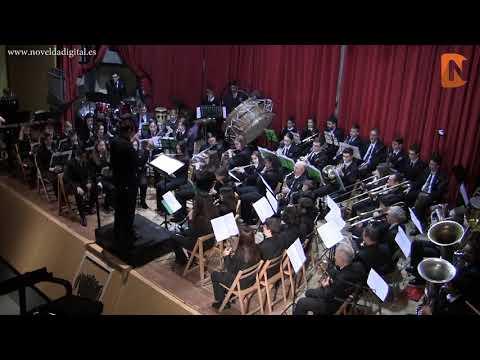Concierto Santa Cecilia Unión Musical La Artística Novelda Digital