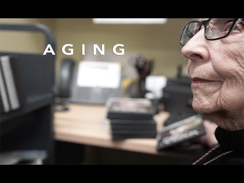 Growing old means many changes