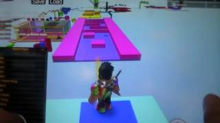 lets play the longest obby on roblox w\ Ice904 Gamer part 1
