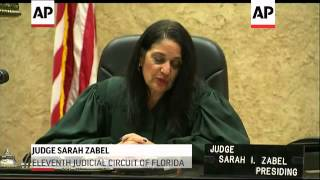 Cheers echoed throughout a Miami-Dade County courtroom Monday after a Florida judge ruled the county