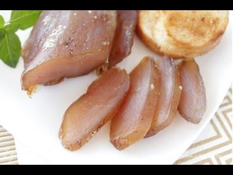 Sušenje i dimljenje  piletine ( ceo proces)