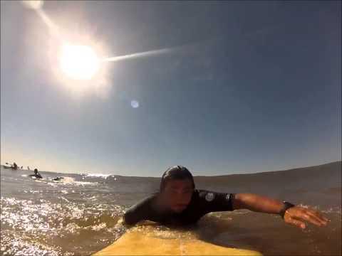 Surfing San Francisco UY