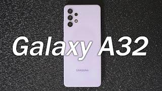 Samsung Galaxy A32 - Обзор