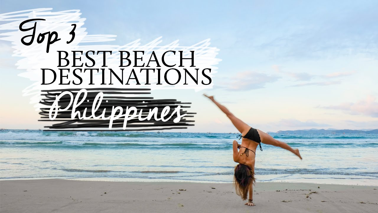 Top 3 summer beach destinations in the philippines kryz for The best beach vacations