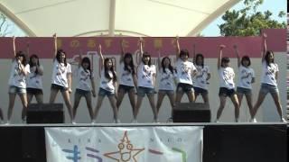 AKB48 Team8 徳島県代表 濵松里緒菜を応援する!