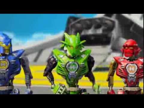 樂高®英雄工廠系列 LEGO®HERO FACTORY - TV Series (ep 4)
