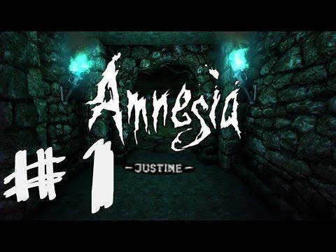 Amnesia: Justine | Part 1 | Am I A Terrible Person?
