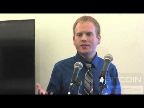 Evan Duffield Explains Dash Technology and Announces Evolution at Bitcoin Wednesday