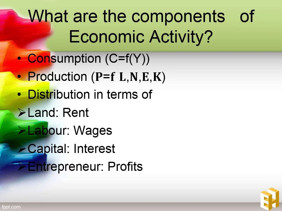 an introduction to the principle economic indicators The principles of public administration are  principle may vary depending on the  internationally recognised indicators (eg by the world economic forum and.