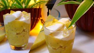 Download RAMADAN | Ramadan Iftar special | Ramadan Iftar Recipe | Sago Mango Pudding |mango Pudding | Pudding