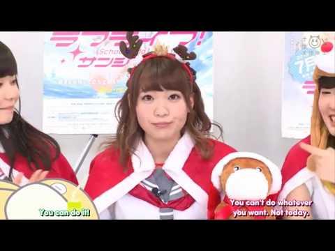 ⟦ENsub⟧[Dec9] Love Live! Sunshine!! Uranohoshi Girls Academy Live Broadcast
