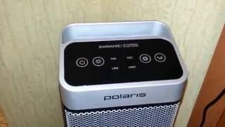 GADGETS: HOME: Обзор обогревателя POLARIS PCSH-0520