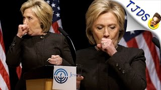 Hillary Collapses! Speculation She Has Parkinson's