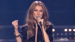Celine Dion - Parler à Mon Père (Live in Paris 2013) HD