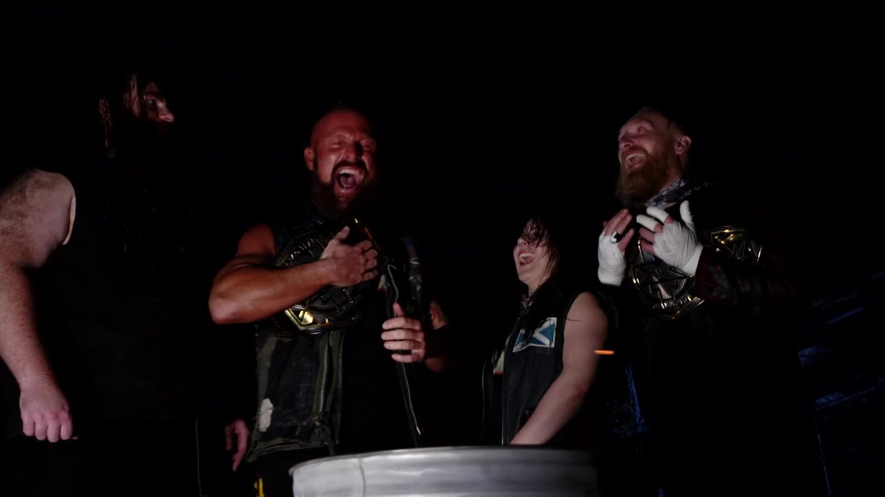 SAnitY descend upon Houston at TakeOver: WarGames, tickets available now at NXTtickets.com