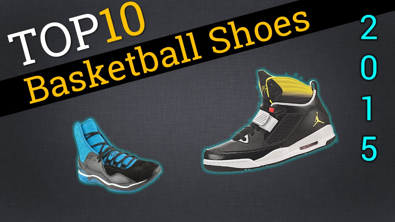 26cf3caa5008b1 Top 10 Basketball Shoes 2015 | Compare The Best Basketball Shoes - YouTube