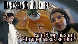 Mukbang Di Jeju Korea: Masak Pie Ketum Bersama Shazz Zainuddin (Ep. 2)