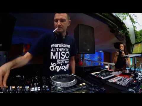 Swayzak (live) @ La Terrrazza by This Side UP (Barcelona, 15-07-2017)