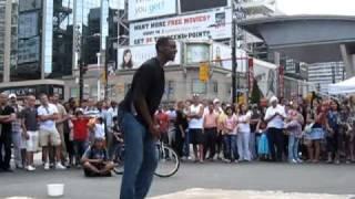 Conkrete Stylez. - break dance downtown toronto
